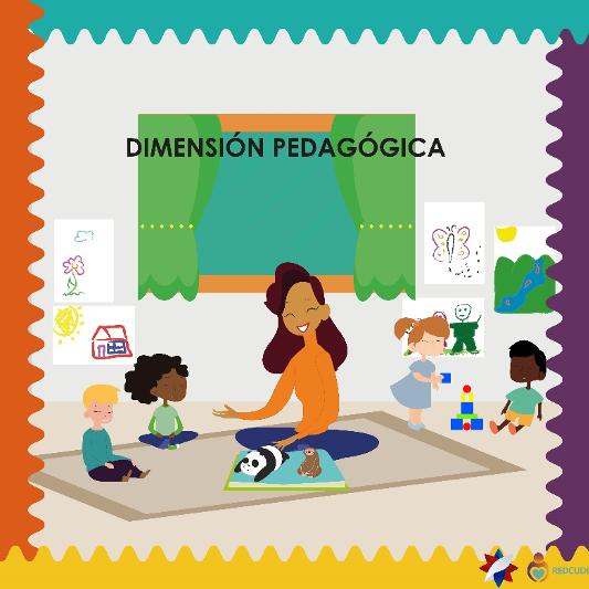 Imagen ilustrativa de Dimensión Pedagógica