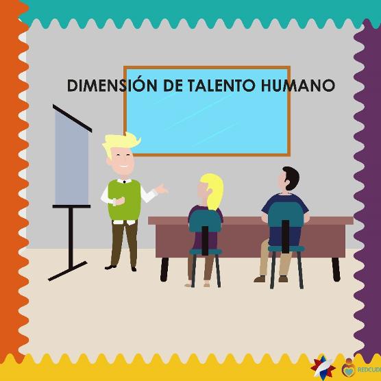Imagen ilustrativa de Dimensión de Talento Humano