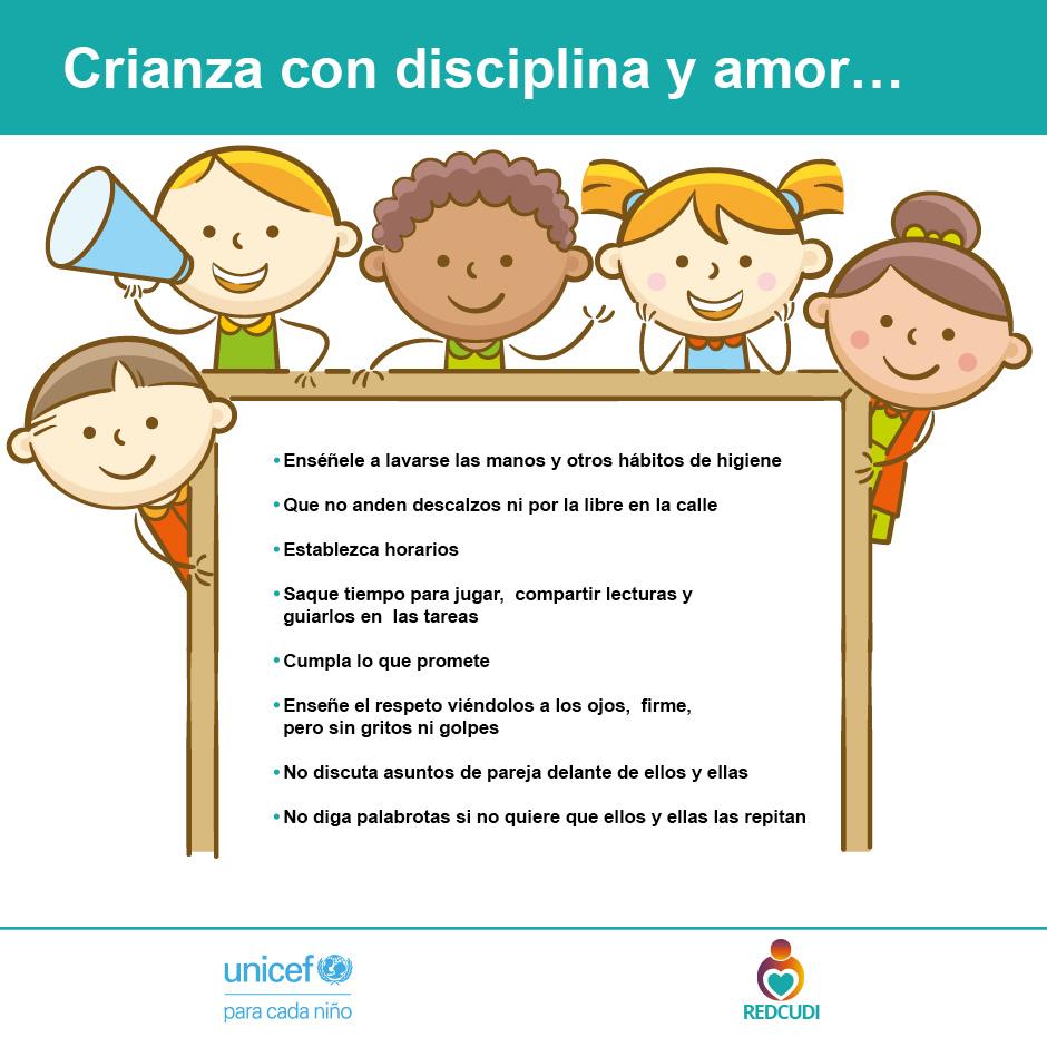 Afiche 7. Crianza con amor