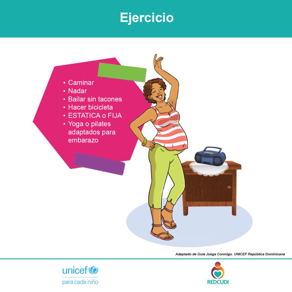 Imagen de Tipos de ejercicio en el embarazo