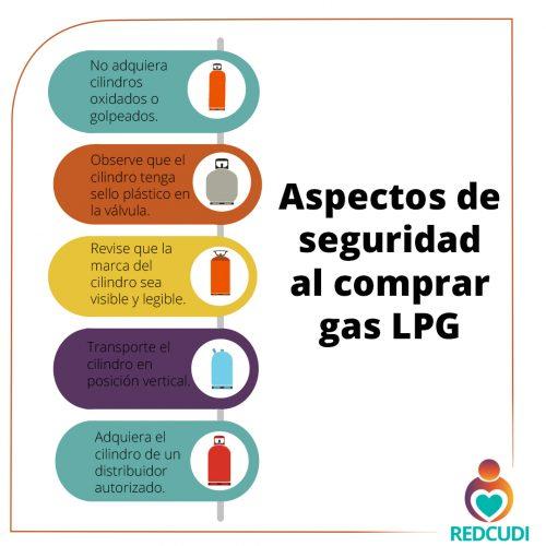 Si usted tiene un centro de cuidado infantil debe tener en cuenta los siguientes aspectos de seguridad al comprar gas LPG.